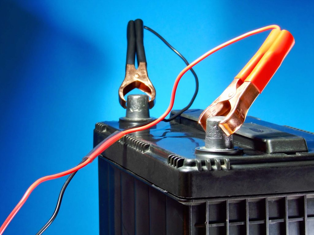 Keep batteries in good condition