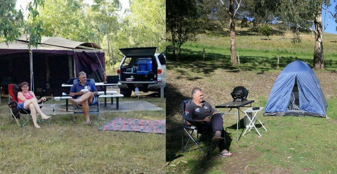 Tips for First Camping Trip