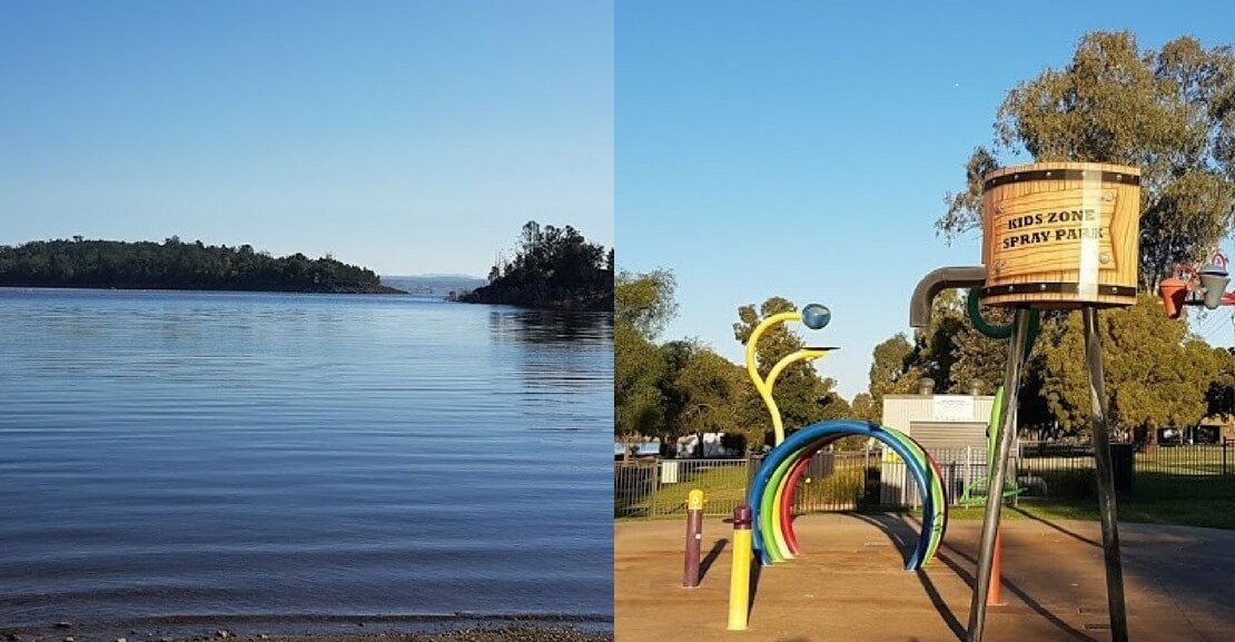 Lake Keepit Dam, Tamworth – REVIEW
