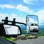 caravan parts and accessory - towing mirrors