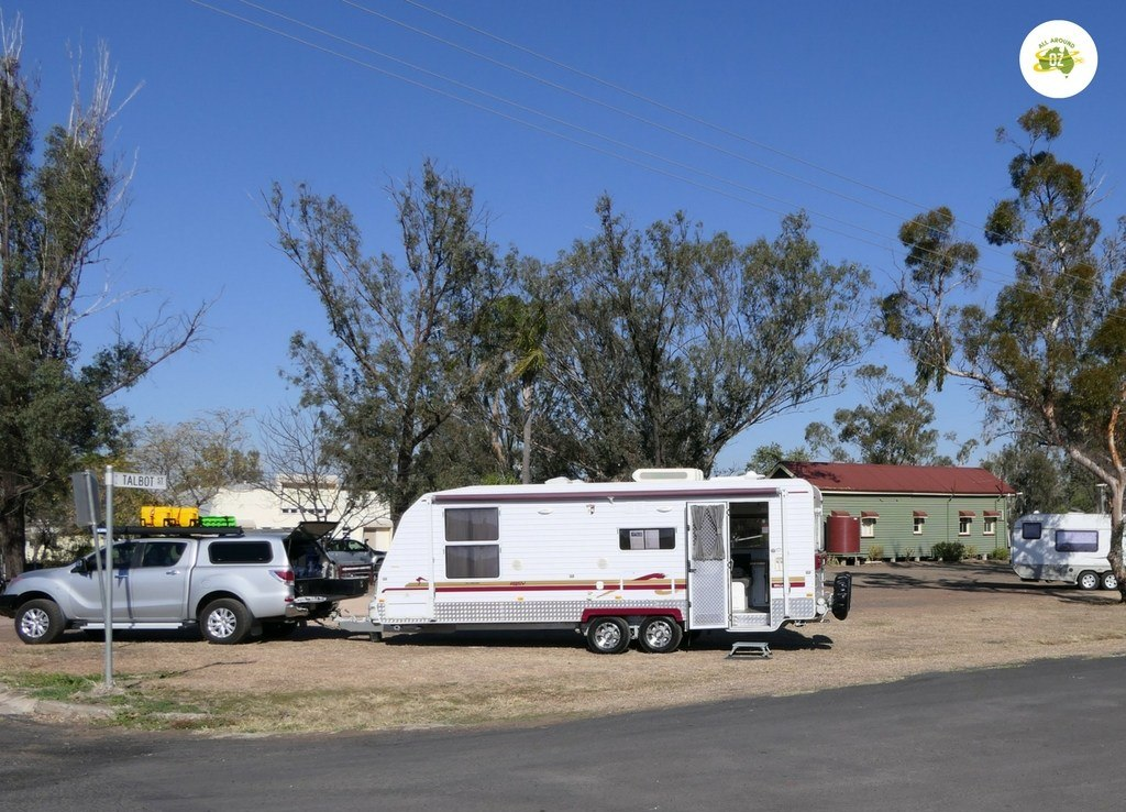 Looking for a free camp for your caravan camping