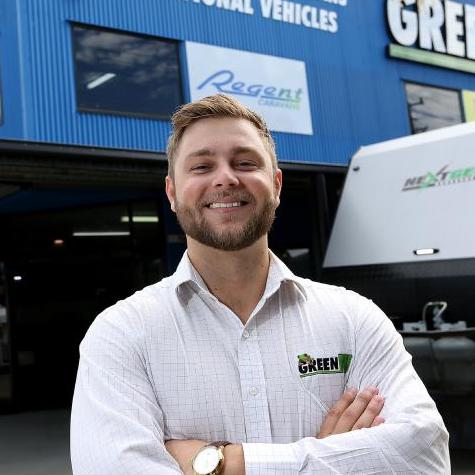 Green RV - Your Premier New & Used Caravan Dealership Australia
